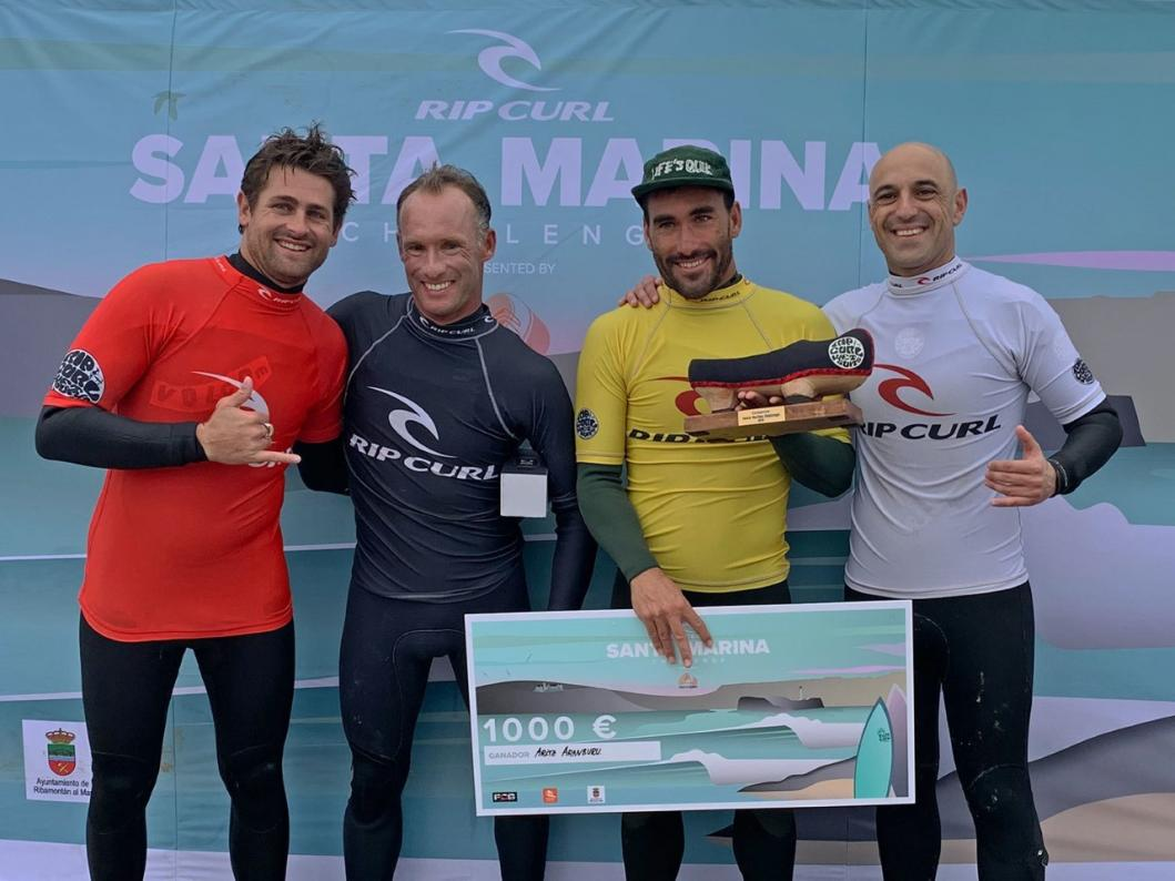 Santa Marina Challenge 2020 (Foto: Edu Bartolomé)