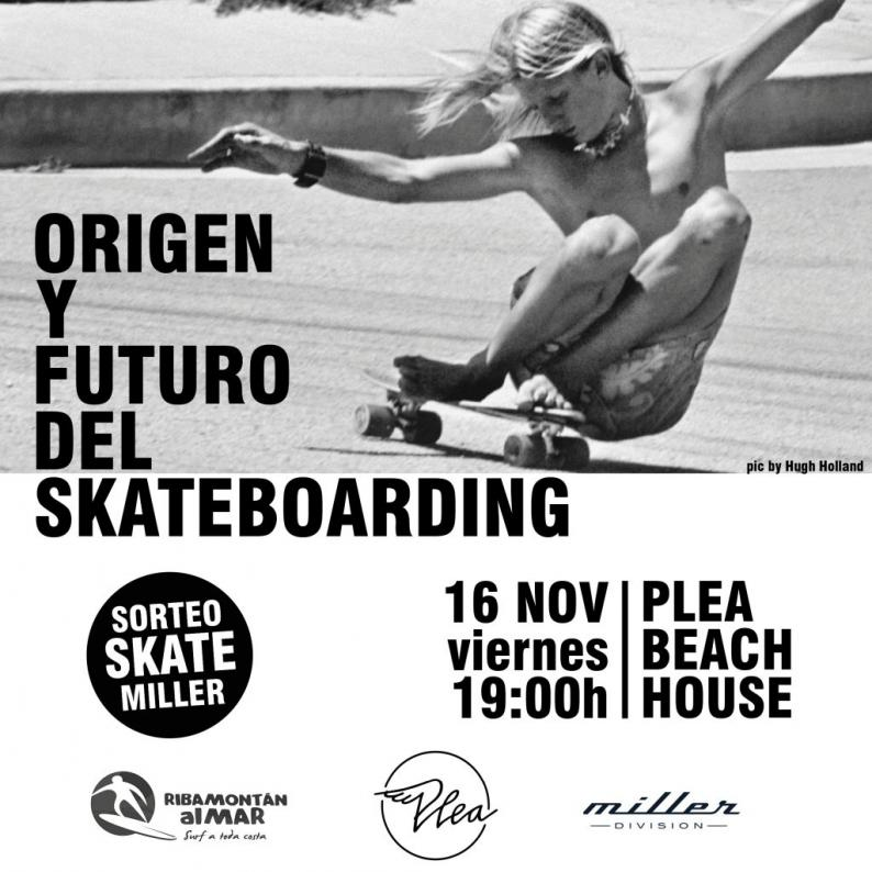 Origen y futuro del skateboarding