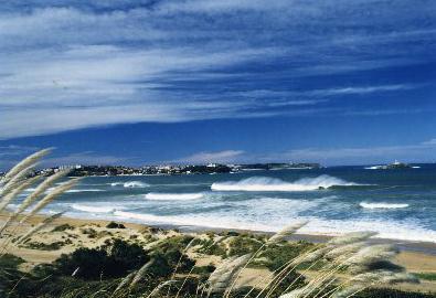 Somo, cuna del surf en España