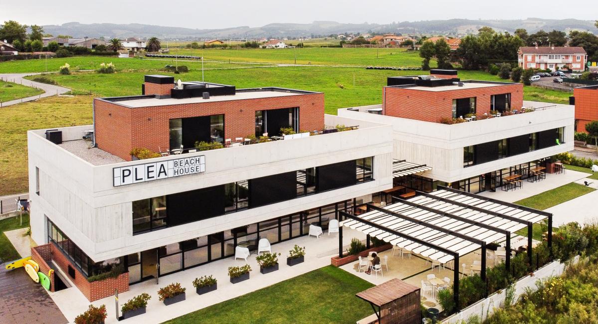 Plea Beach House: Facilities