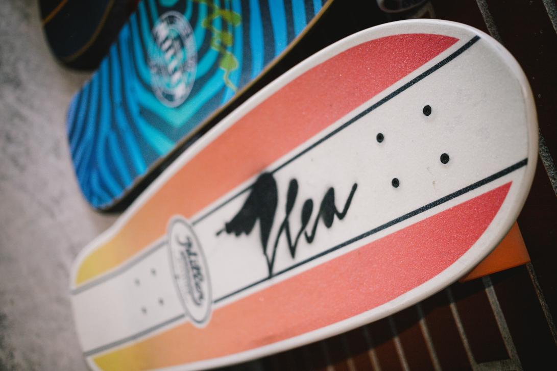 Te gustaría estrenar skate o tabla de surf? Pregúntanos...