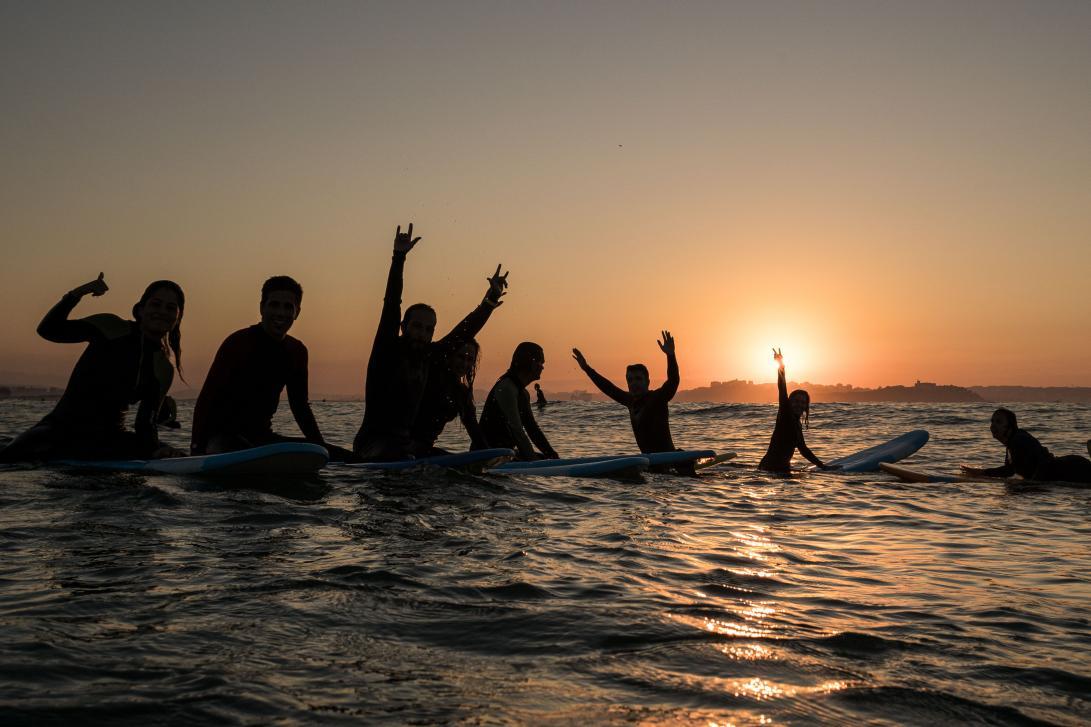 Programa surf 3 días PLEA
