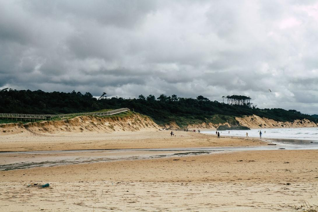 Loredo´s Beach is one of the best for surfing at all levels!