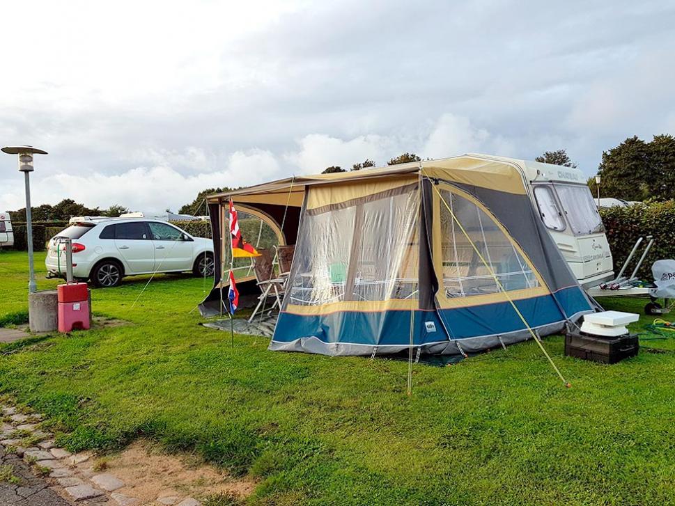 El camping es la elección de quienes desean mantener el contacto más estrecho posible con la naturaleza