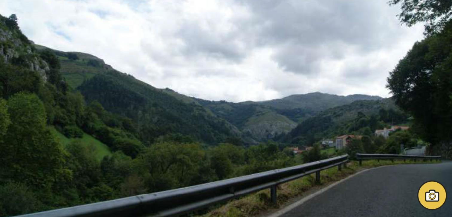 Road Route Nº14: Hoznayo - Jesús del Monte -Hazas de Cesto - Güemes