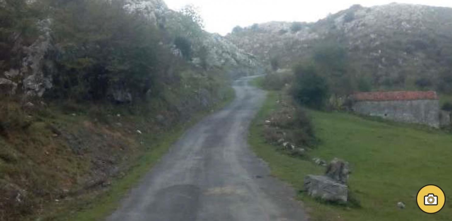 Road Route Nº5: Alisas - Machucos - San Roque de Riomiera