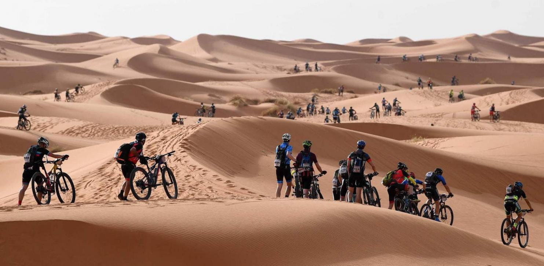 PLEA en la TITAN Desert 2019