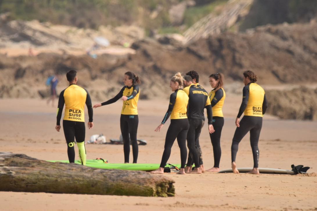 PLEA Surf School