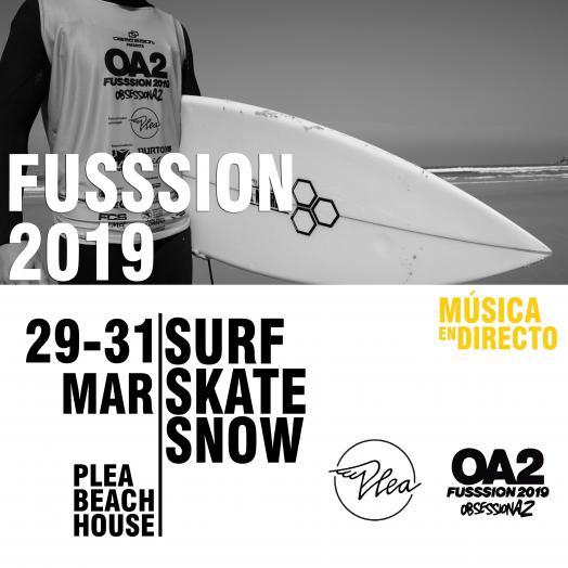 VII FUSSSION 2019 Challenge en PLEA Beach House
