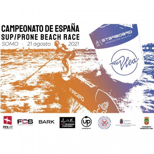 Campeonato España SUP/PRONE Beach Race