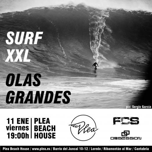 Surf XXL Olas Grandes
