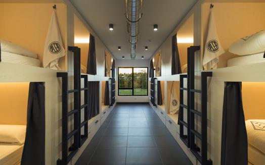 Habitaciones Privadas para Grupos